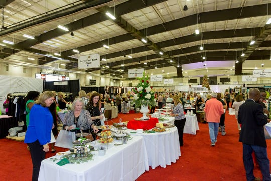 The Holiday Market at the Montgomery Multiplex at Cramton Bowl will feature more than 100 merchants from across the country.