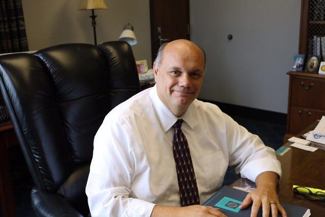 Alabama Public Service Commission member Jeremy Oden.
