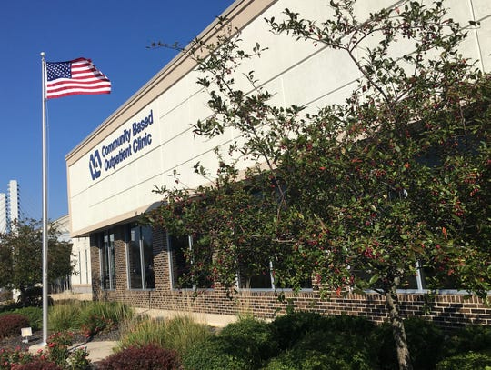The current Veterans Affairs outpatient medical clinic in Muncie is in this former Osco Drug store.
