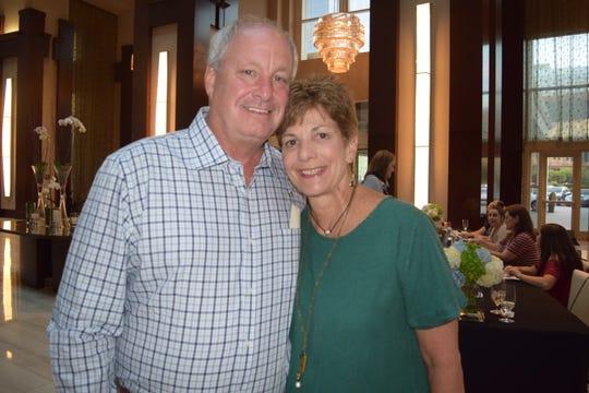 Mark and Karen Witthauer