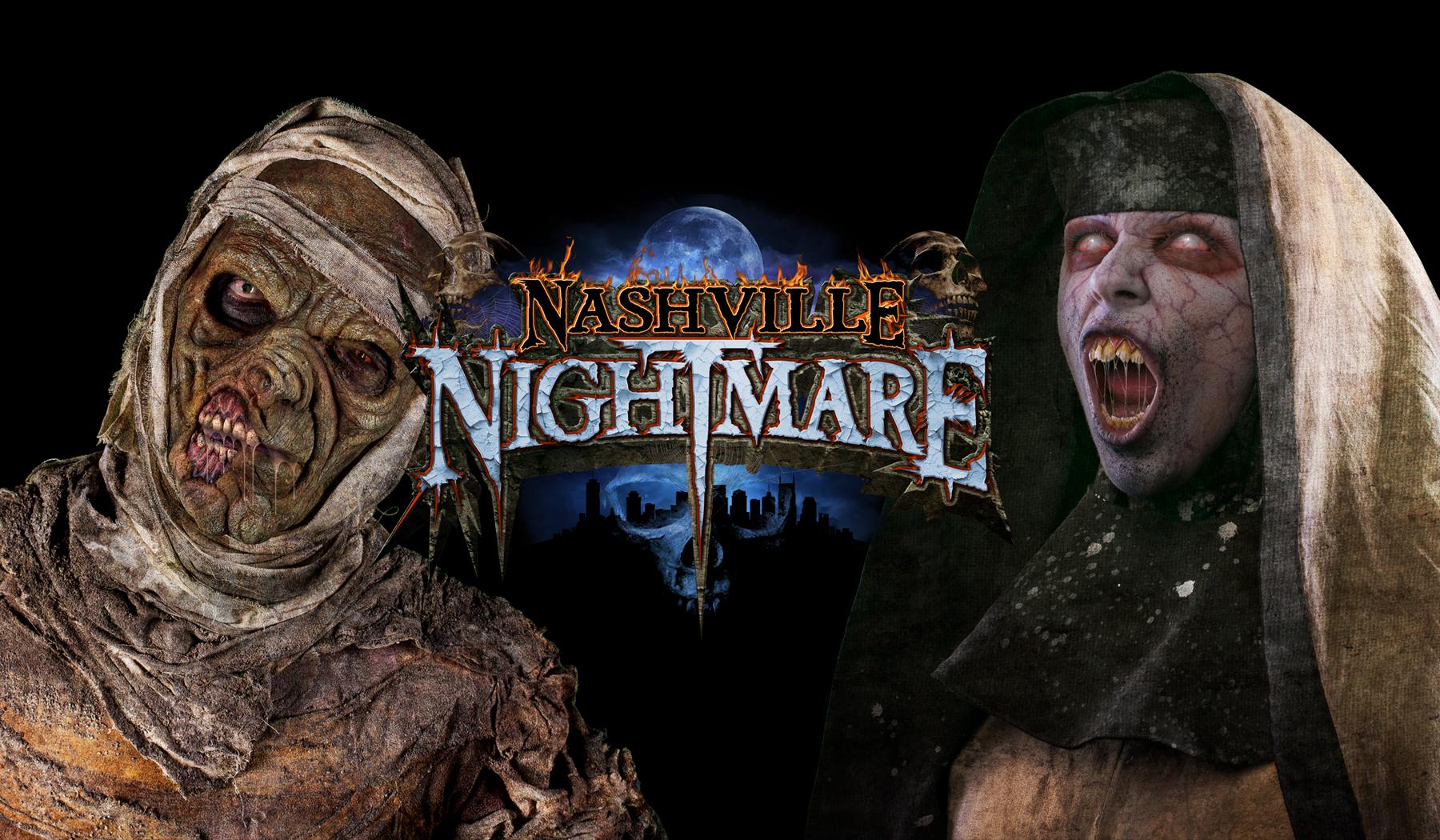 Halloween Carnivals Nashville 2020 Halloween haunted house accident: Man stabbed at Nashville Nightmare