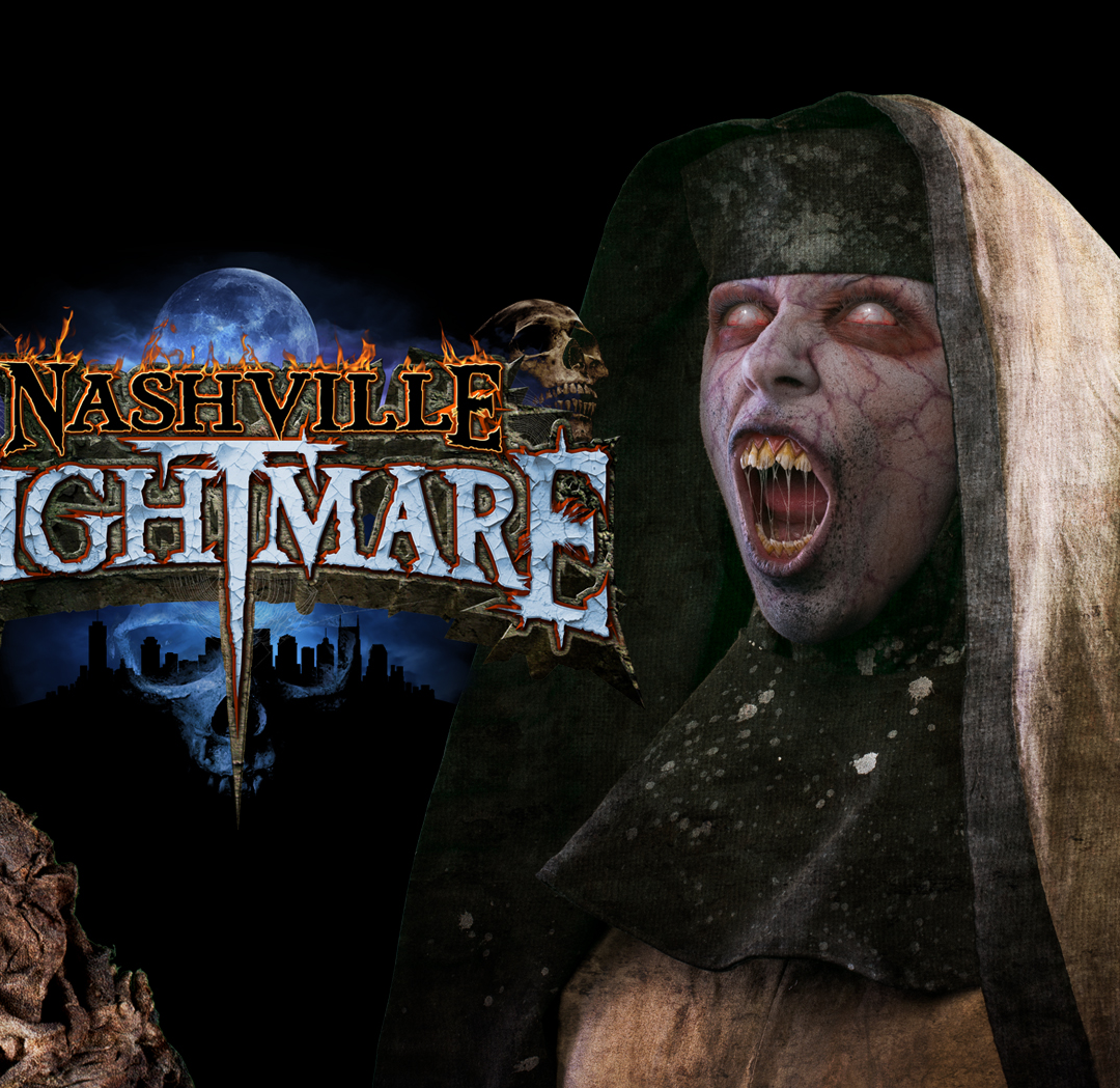 Real life Nashville nightmare: Man stabbed at haunted house in Madison