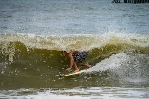 Elevated levels of bacteria found at Collier beaches