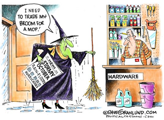 Broom Cartoon