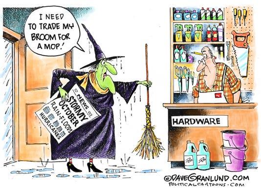 Broom Cartoon