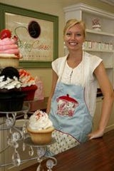 "In 2011, Bayah Harrison, former part-owner of Sassy Cakes in Naples, appeared on an episode of ""Cupcake Wars."""