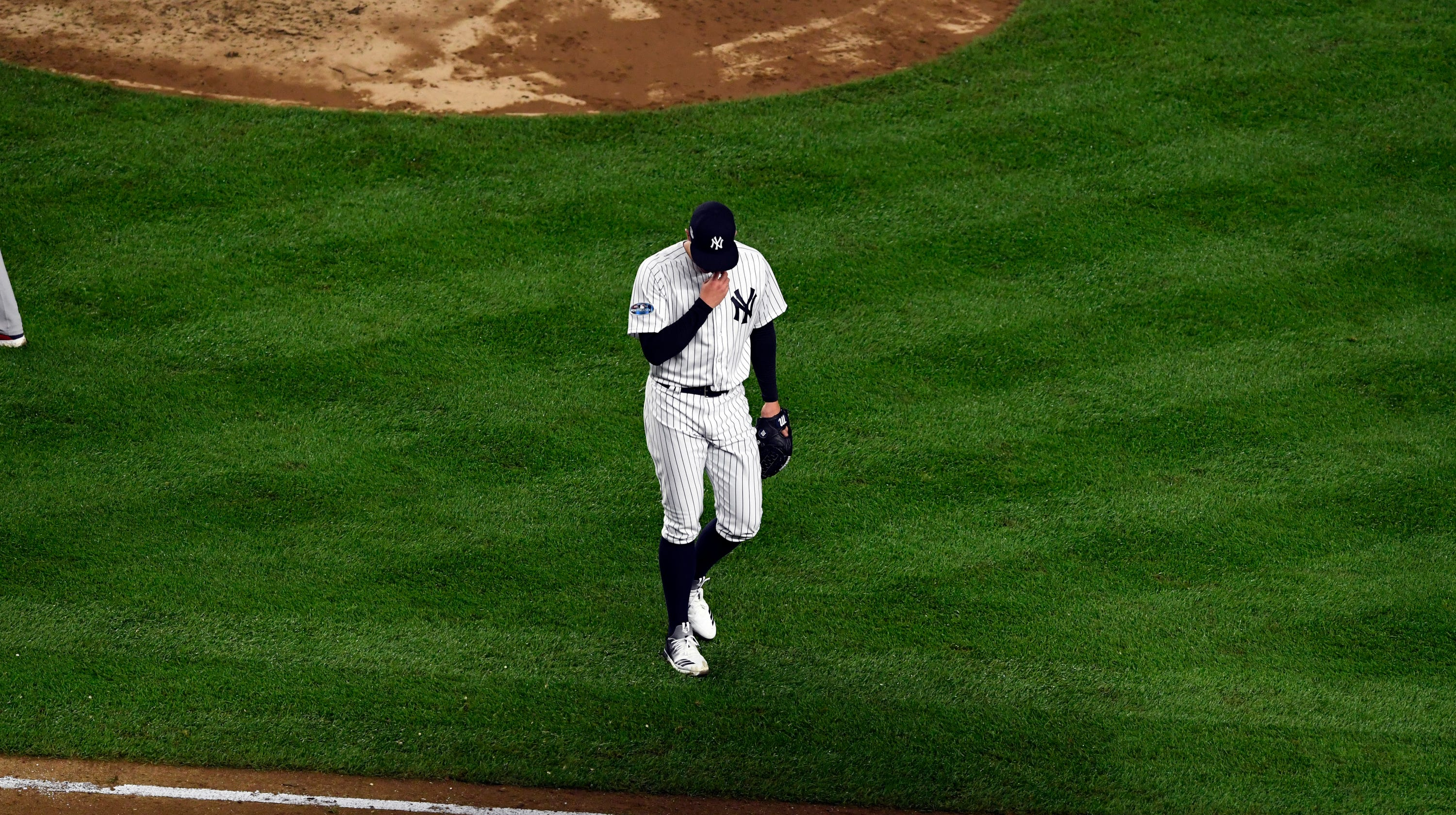 New York Yankees face elimination against Boston Red Sox in ALDS