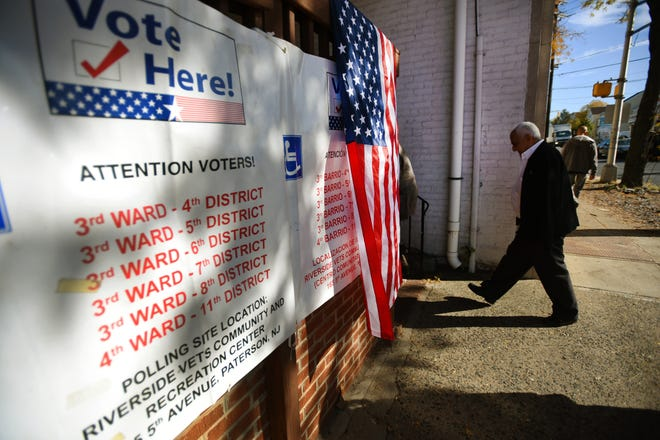 The midterm elections will be held Nov. 6.