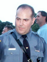 NJ State Trooper Rob Tormo