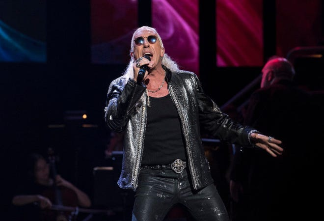 Dee Snider stars in Rocktopia, which merges classical and rock music.