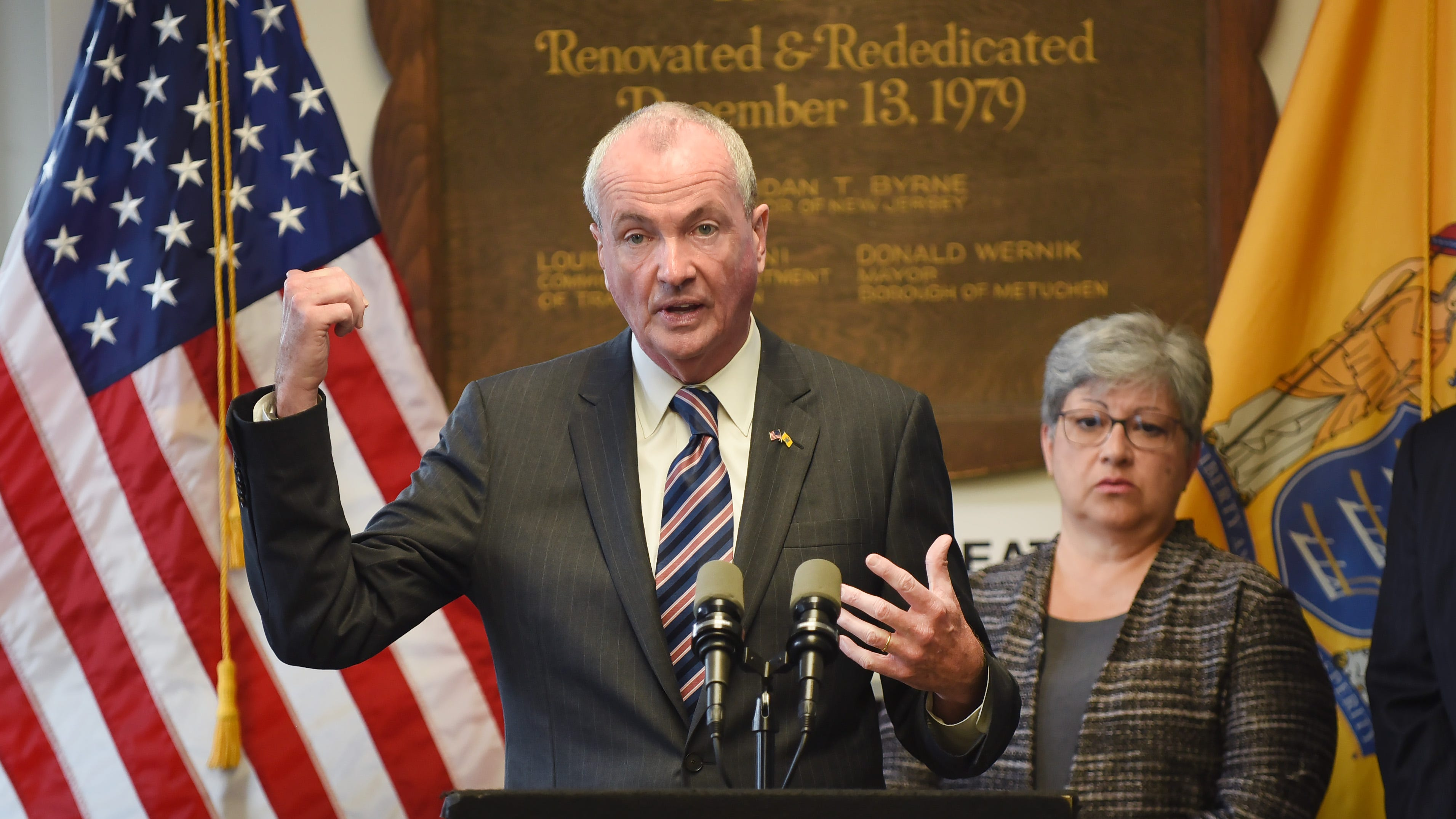 Phil Murphy set to defend Chris Christie's NJ Transit hiring practices in court