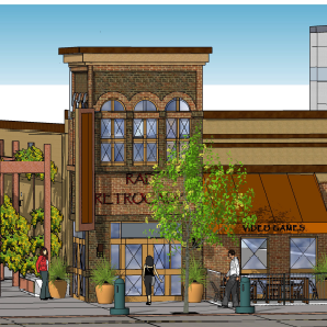 New downtown restaurant to feature arcade, bar