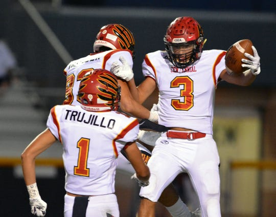 Can Centennial run the table again in District 3-5A?