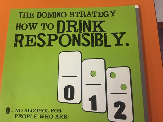 The Eddy County DWI Program is asking everyone to follow the Domino Strategy.