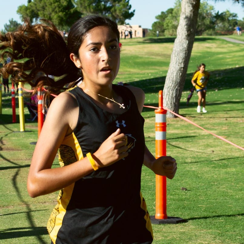 Alamogordo girls come in second at Horizon Invitational
