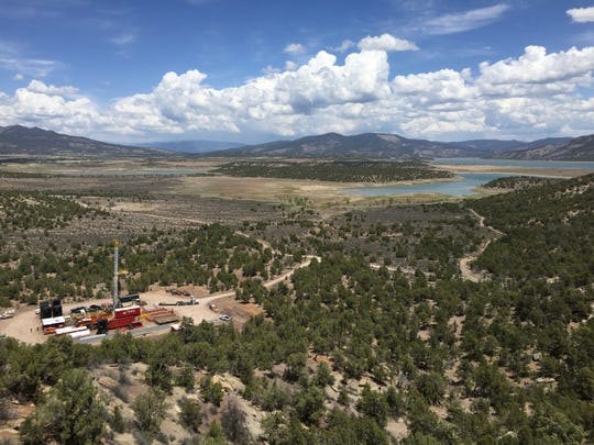 A Hilcorp Energy Company executive says the firm looks forward to decades of work in the San Juan Basin.