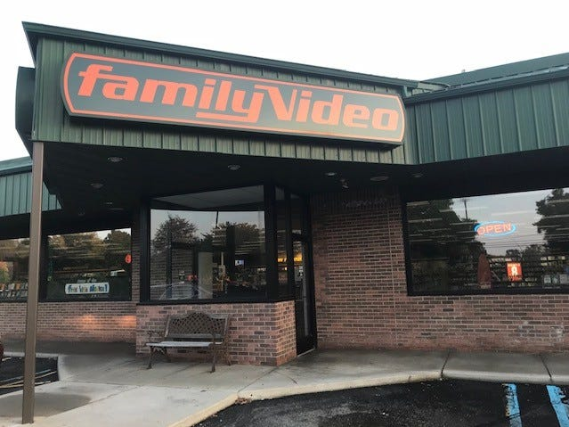 Family Video thrives after 40 years as other movie rental companies fade