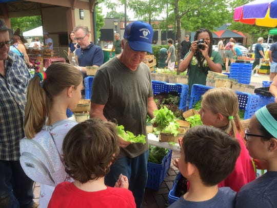 Farmers market season is almost here, where plenty of fresh produce will be ready for buying.