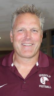 Jim DeWald Seaholm head coach