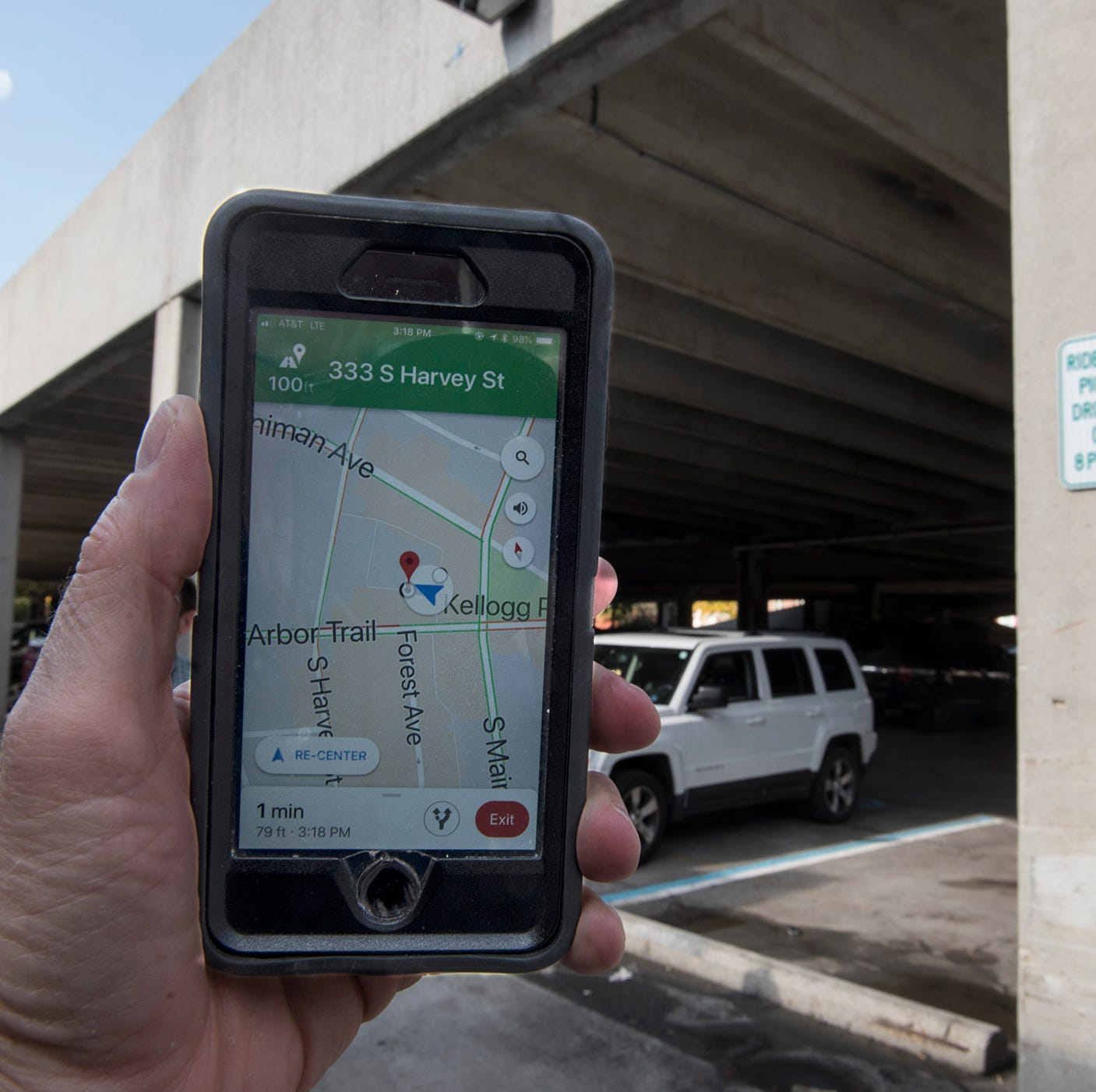 Uber, Lyft ride-hailing services create traffic, parking issues in downtowns