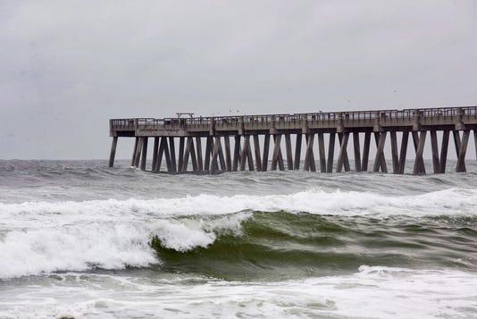 Hurricane Michael Navarre Beach
