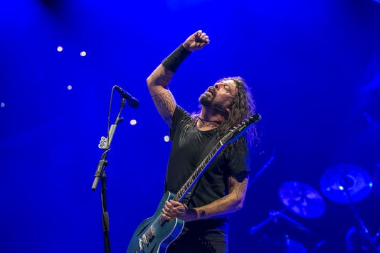 Foo Fighters in Phoenix 2018