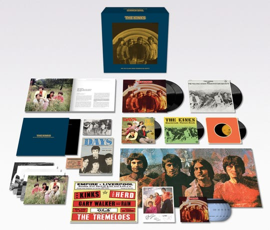 """The Kinks Are the Village Green Preservation Society"" anniversary edition/"