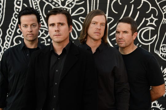 """Jimmy Eat World, a Mesa band, featured a mix of emo and pop. """"The Middle,"""" off the band's 2001 album, """"Bleed American,"""" went to No. 5 on Billboard charts."""