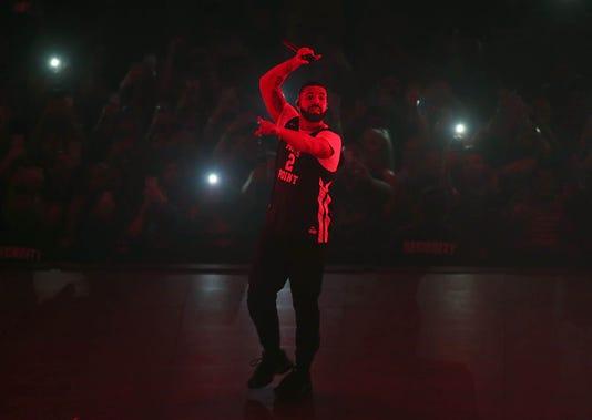 Drake At Gila River Arena