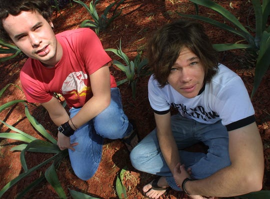 """The Format, composed primarily of grade school friends Nate Ruess and Sam Means, were signed to a national label on the strength of radio play in Phoenix of their first single, titled """"The First Single."""""""