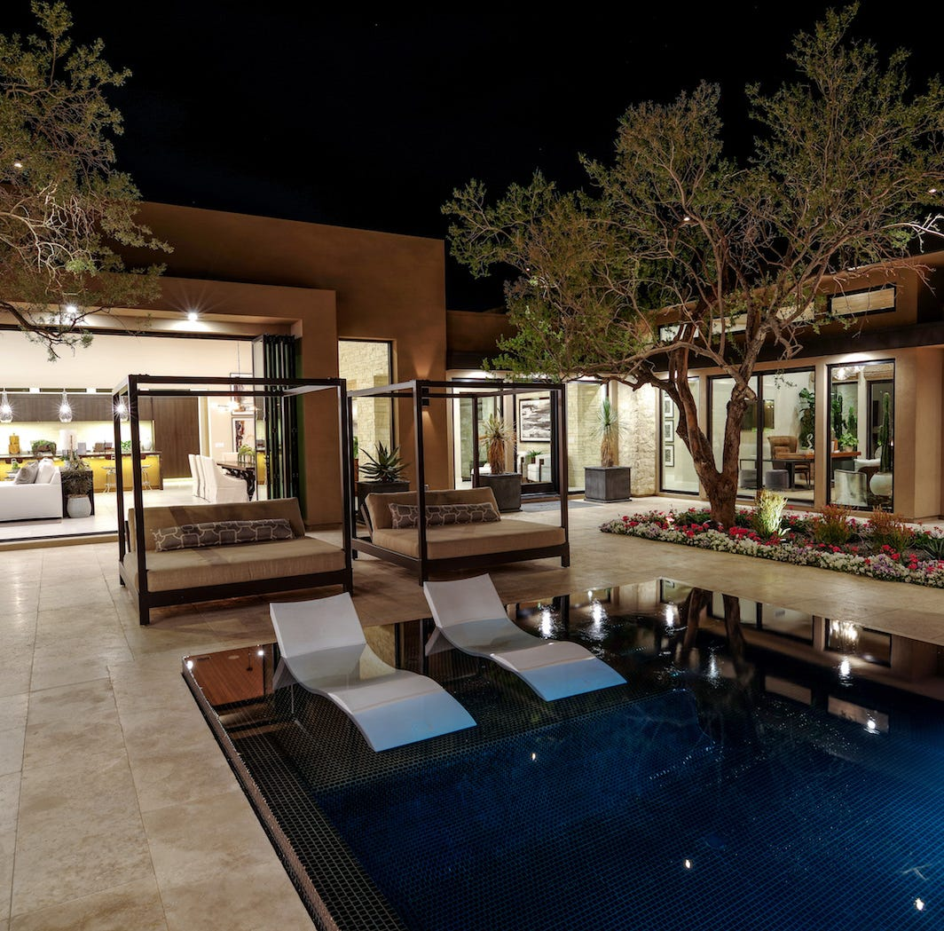 Scottsdale has nation's 'home of the year' at Camelot Homes' White Horse