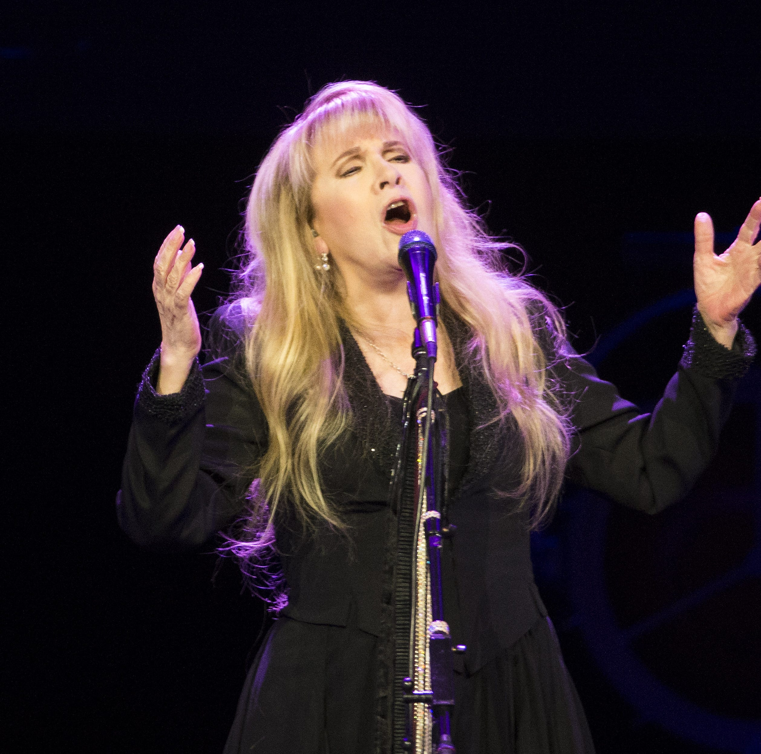 Could Stevie Nicks win the Rock and Roll Hall of Fame fan vote?