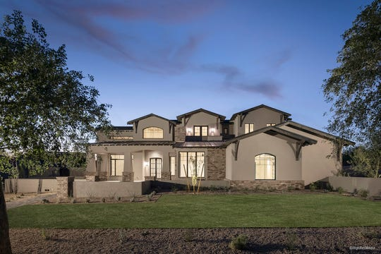 Marc A. Lilley and Lisa M. Lilley purchased this 5,876-square-foot house with 4 bedrooms and 4.5 bathrooms in Scottsdale's Silverleaf community.