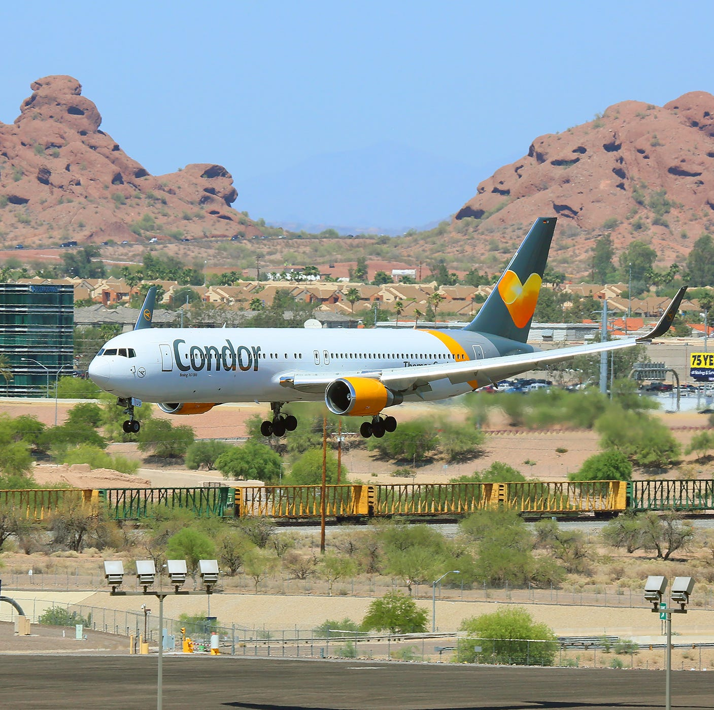 Condor Airlines looks to expand in Phoenix after surprising first season