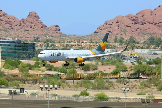 Condor Airlines in Phoenix