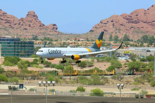 Condor Airlines will continue flights despite parent company Thomas Cook's insolvency.