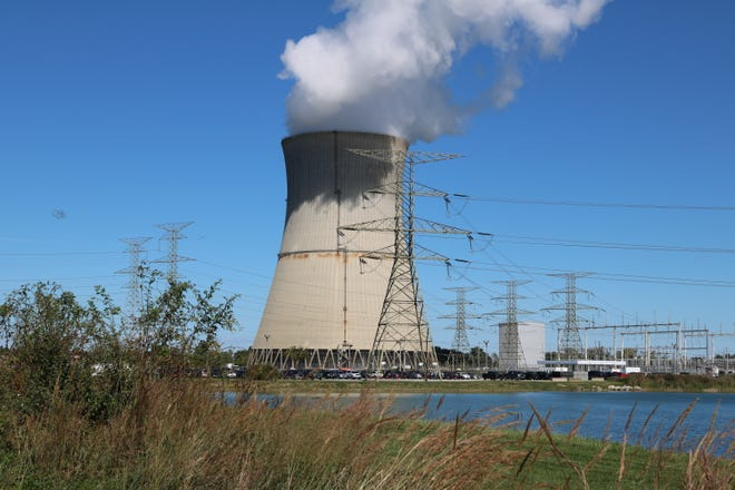 The Davis-Bessee Nuclear Power Station will conduct a test of 54 sirens on Friday.
