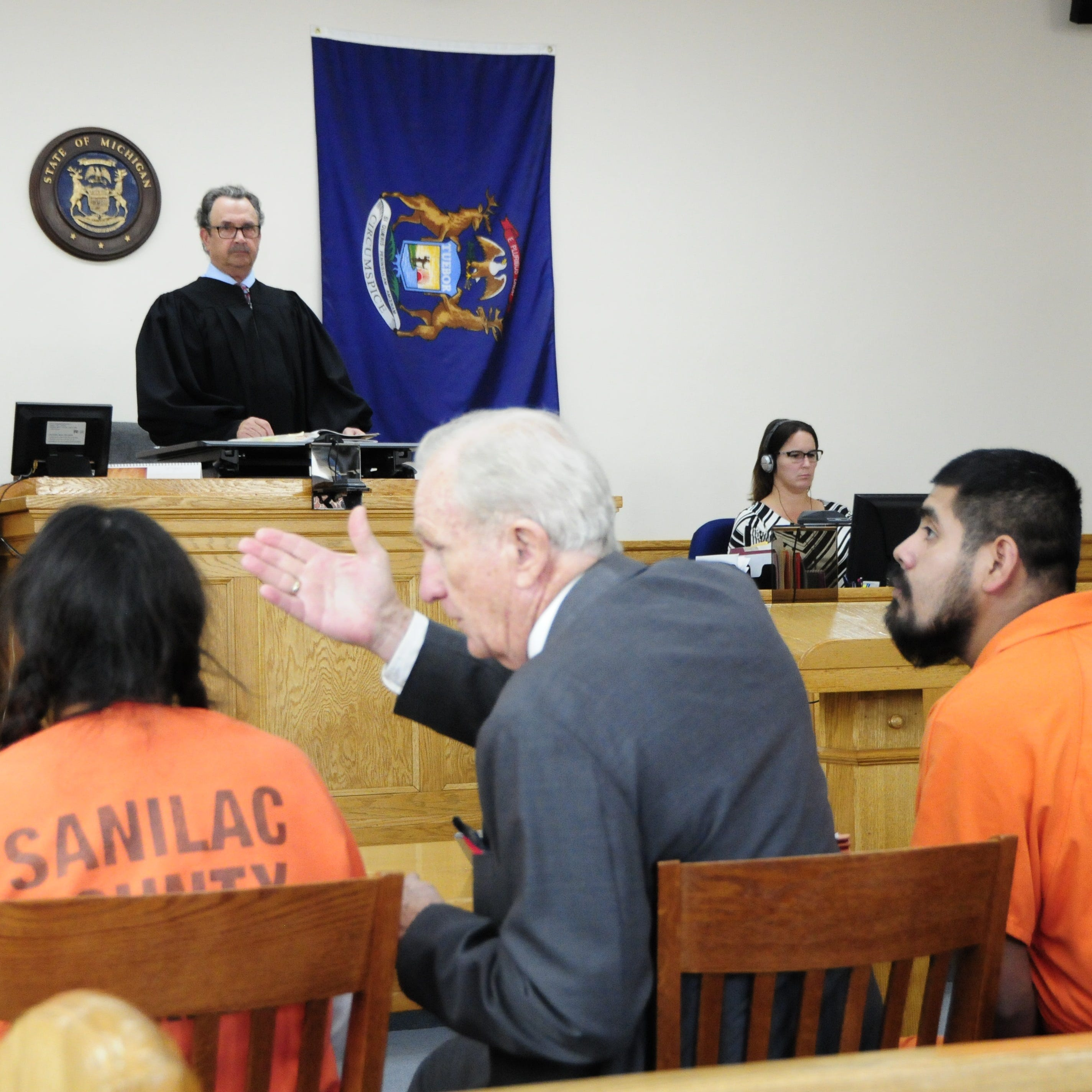 Siblings take plea deal in Sanilac County slaying