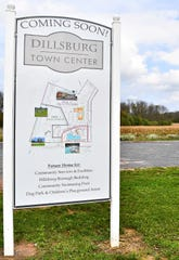 Dillsburg Community Park in Dillsburg Borough, Tuesday, Oct. 9, 2018. Carroll Township and Dillsburg Borough voters have the option to approve the annexation of five acres of township property to the borough. Dawn J. Sagert photo