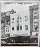 Reineberg's Shoes & Shoe Repair great-great grandson Bob talks about his 69 years with the family business downtown.