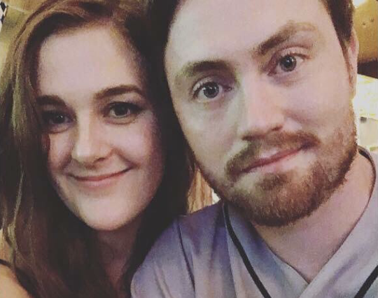 Amanda Halse and Patrick Cushing had been dating for more than two years.