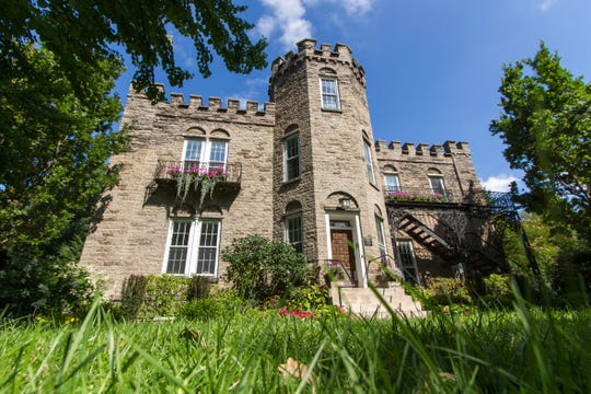 Warner Castle, City of Rochester, Monroe County