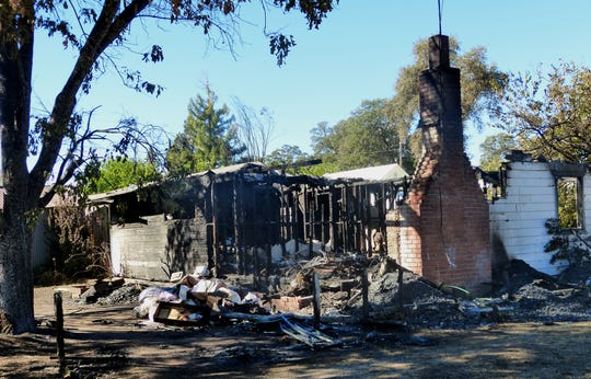 A Cottonwood woman died in an Oct. 7, 2018, fire at her Willow Street home. Her death has been ruled a homicide.