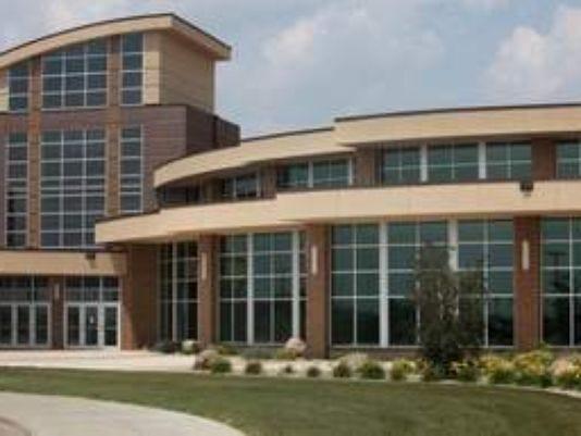 Harrisburg High School  Argus Leader file Harrisburg High School