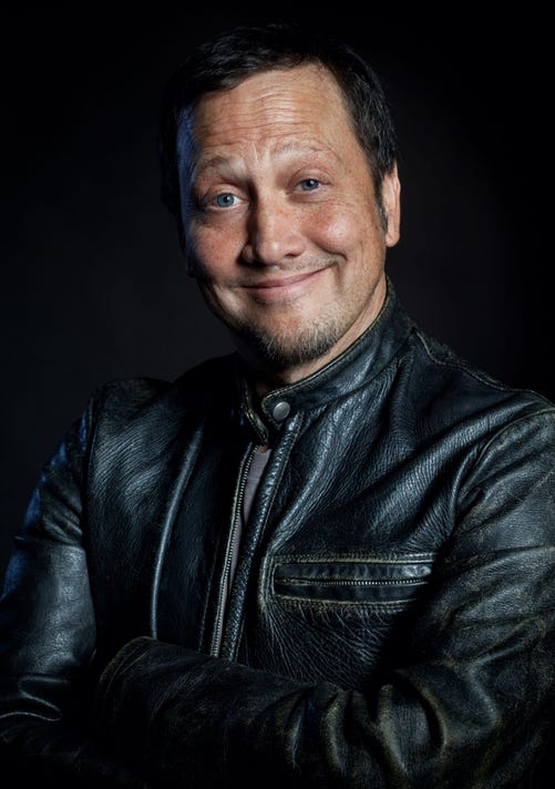 Former 'SNL' comedian Rob Schneider brings act to the Orpheum