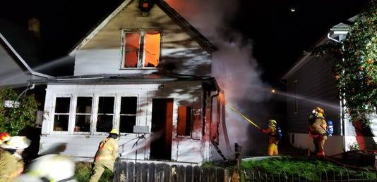 Lead House Fire