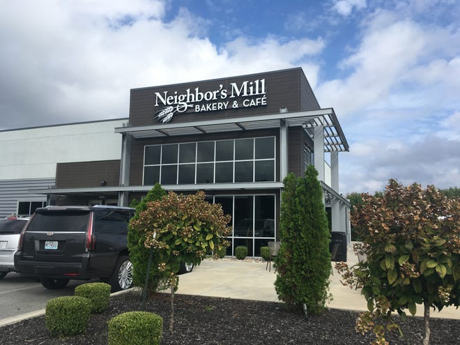 Neighbor's Mill Bakery & Café is a delightful dining experience. I recommend lunch, but you can also order breakfast or take home an assortment of baked goods.