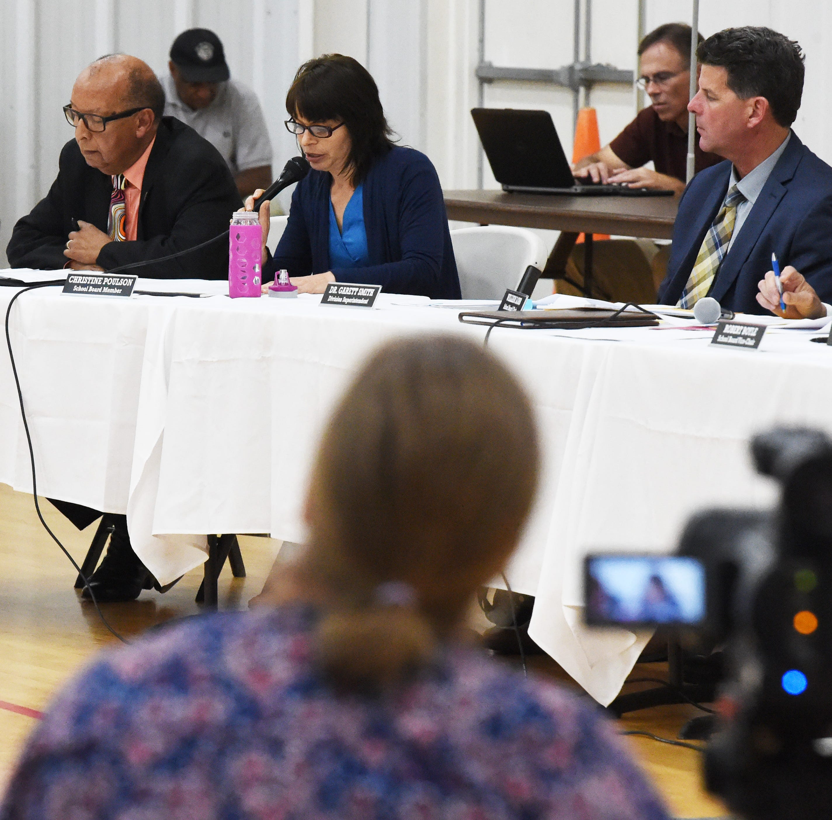 Livestream: School board agrees to new HS name