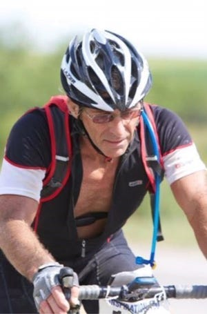 John Egbers' passion was cycling and was he known by people all over the world because of it.