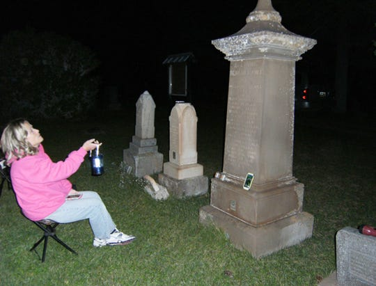 Susie Prince investigates the Kanarraville Cemetery